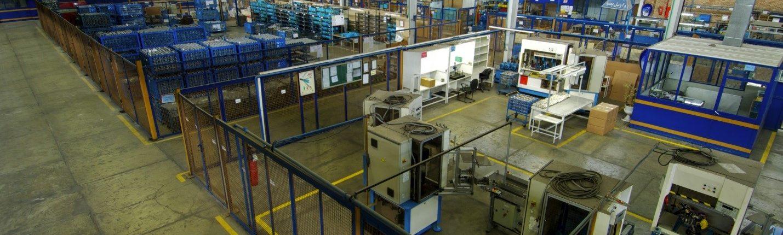 کارخانه شماره 4- قسمت مونتاژ
