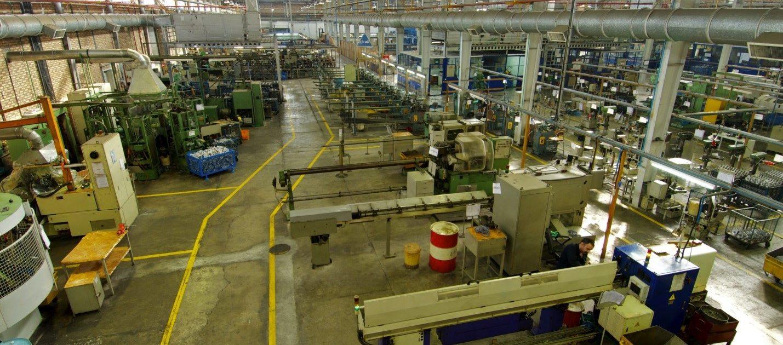 کارخانه شماره 4 – قسمت قطعه سازی